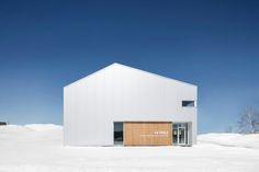 Gallery of La Taule - Trianing Center / Architecture Microclimat - 1