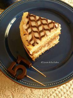 El Zurrón de los Postres: Tarta el Capricho de Moisés Cupcake Cakes, Waffles, Breakfast, Sweet, Chocolates, Desserts, Chef, Cake, Best Chocolate Cake