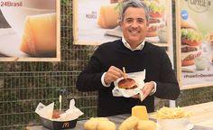 Todas as profissões são dignas, diz vice-presidente do McDonald's