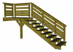 """Résultat de recherche d'images pour """"escalier exterieur en kit"""""""