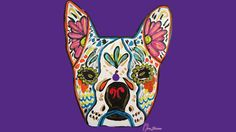 Boston Terrier Sugar Face is a Tank Top designed by messeduplife to illustrate your life and is available at Design By Humans