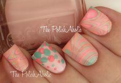 The PolishAholic: NOTD: Easter Manicure!
