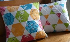 Candy-Dish-Quilt-Pattern-Hexagon-Pillows-uses-Jaybird-Hex-N-More-ruler