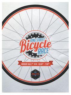 bike poster entry