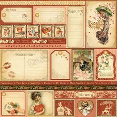 """Tuesday's Guest Freebies ~ Le Scrap De Genevieve ✿ Join 7,000 others. Follow the Free Digital Scrapbook board for daily freebies. Visit GrannyEnchanted.Com for thousands of digital scrapbook freebies. ✿ """"Free Digital Scrapbook Board"""" URL: https://www.pinterest.com/grannyenchanted/free-digital-scrapbook/"""