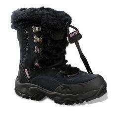 Hi-Tec St. Moritz 200 Women's Winter Boots, Size: medium (10), Black