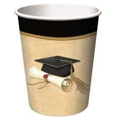 Check out the deal on Sophisticate Grad 9 oz Hot/Cold Cups at Party at Lewis. School Centerpieces, Graduation Table Centerpieces, Grad Party Decorations, Graduation Party Supplies, Graduation Party Invitations, Plastic Dinnerware, Coordinating Colors, Grad Parties, Cold