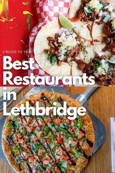 A guide to the best restaurants in Lethbridge, Alberta Road Trip Food, Visit Canada, A Food, Restaurants, Eat, Ethnic Recipes, Third, Change, Restaurant