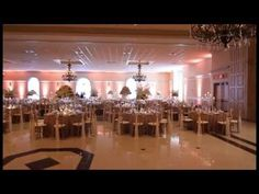 Aluia Wedding Reception - Palazzo Grande and Decor Highlight Video