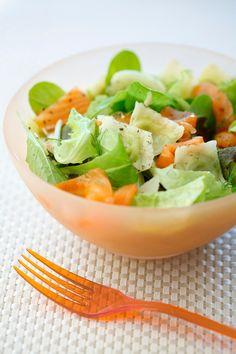 Pensez à utiliser les ravioles de Romans en salade, pour une recette complète No Salt Recipes, Top Recipes, Diet Recipes, Vegetarian Recipes, Cooking Recipes, Healthy Recipes, My Best Recipe, No Cook Meals, Food For Thought