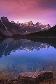 Valley of Ten Peaks, Canada