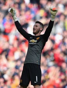 reputable site fea02 b6e78 252 Best David De Gea images in 2019 | Manchester united ...