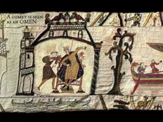 Bayeux Tapestry Animated by Potion Pictures. The Animated Bayeux Tapestry was created as a student project while at Goldsmiths College.  Just as the historic original embroidary does, the animation depicts the lead up to to the Norman Invasion of Britain in 1066.  It proved popular online gaining almost 750,000 views and being requested for downloads by teachers around the world.  In 2009, Marc Sylvan redid the soundtrack to include orignal music and sound effects.