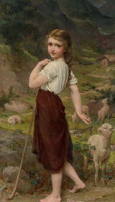 emEmile Munier (1840-1895, French)