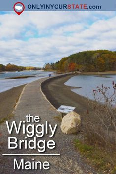 There's No Other Bridge In America Quite Like This One In Maine - Travel Maine Road Trip, East Coast Road Trip, Solo Travel, Travel Usa, Travel Maine, Spain Travel, Adventure Holiday, Adventure Travel, Family Adventure