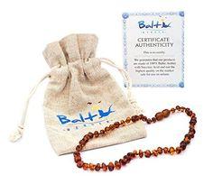 Baltic Amber Teething Necklace For Babies (Unisex) (Cogna... https://www.amazon.com/dp/B00M5CUU7Y/ref=cm_sw_r_pi_awdb_x_wRn8ybTWF06HB
