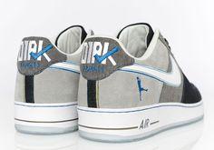 Nike Dirk's Air Force 1