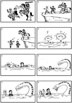 Horstrich Comics: Scottish Referendum Fallout