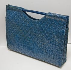 1970's Vintage Hand Bag Clutch Purse from the 70's by TrendRighter, $30.00