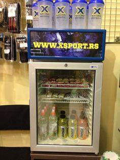 Navratite pre ili posle trening po Vas rashladjeni energetsko isotonicni napitak. Cekamo Vas. X Sport SPENS