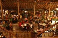 Made's Warung - Seminyak, Bali - Try the nasi campur here - it's great sampler of Indonesian food.