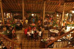 Warung Made, Seminyak, Bali. Favorite food is Seaweed Salad and best drink is Mix Fruit Lassie.