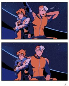 #Sheith p1<<<Klance is my OTP but I'll tolerate this ship because I actually kinda like it.