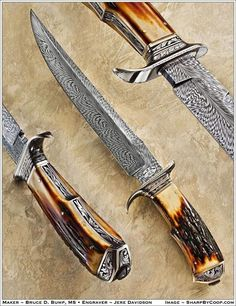 by Bruce Bump Knives Knife Pics