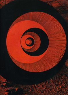 Minotaure cover no.6, by Marcel Duchamp, 1934. Published by Albert Skira, click to read about this magazine...