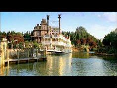 Nice overview film of Disneyland Park at Disneyland Paris (visite officielle - official overview)