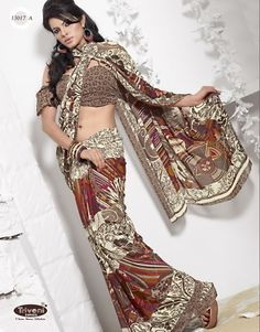 Designer Saree @ Rs. 623