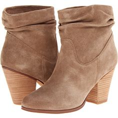 slouchy ankle booties