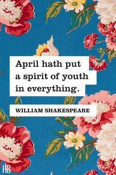 William Shakespeare Easter Quote