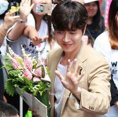 park hae jin 박해진 bangkok, thailand 07.15.2017 do not edit/crop logo