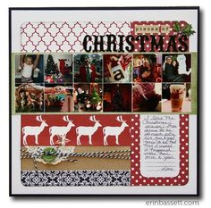 teresa collins christmas home layout - Bing Images