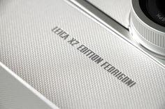 The Paper Skin – Leica X2 Edition Fedrigoni by Felix Dürichen, via Behance