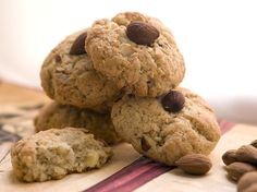 Gojee - Indian Style Almond Semolina Cookies by Spicie Foodie