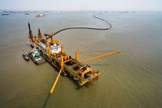 Wärtsilä To Supply Engines For One Of The World's Largest Cutter Dredger Vessels