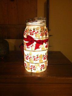 Christmas DIY Lantern