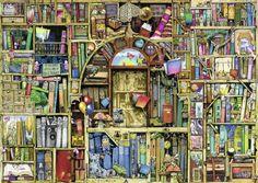 Ravensburger 19418 - Magisches Bücherregal 2, 1000 Teile Puzzle Ravensburger http://www.amazon.de/dp/B00HPM1DA2/ref=cm_sw_r_pi_dp_ARk5tb0XXAC4G