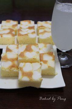 Bloggang.com : Baked by PonG : Coconut Chiffon Cake