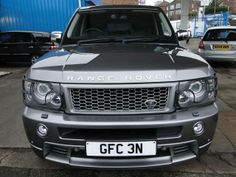 2007 #LandRover #RangeRoverSport 3.6 TDV8 HSE 5-door auto estate. Grey. FSH. Click on pic shown for loads more. £21,995.