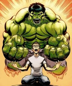 Hulk Smash! Or: Experience is NOT universal. — Dianna E. Anderson