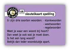 leerlijn spelling van groep 4 tot 8 school inspir, nederlands school, school spell, spellen, onderwij, school taal, spelling, taal en