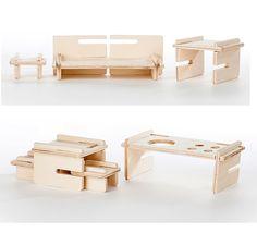Modular Furniture by Manzanita Kids