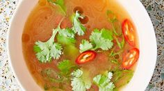 ✔️Vegan Umami Broth Recipe | Bon Appetit