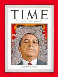 Frank Costello on the cover of Time
