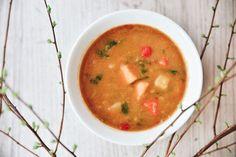zeleninová polievka Detox, Healthy Recipes, Cooking, Ethnic Recipes, Food, Fitness, Turmeric, Kitchen, Essen