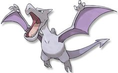 Who's that Pokemon?! Aerodactyl