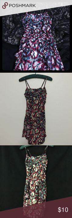 Summer mini dress Floral dress Dresses Mini